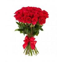 25 красных роз (Эквадор)