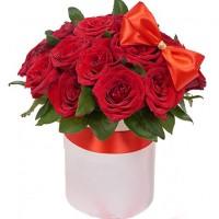 Цветы в коробке Для Тебя