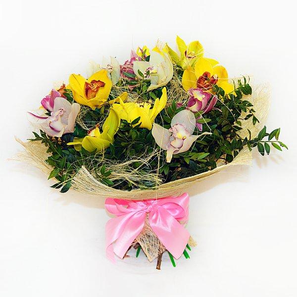 Цветы в доставкой в питере
